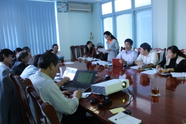 National Park Phong Nha - Ke Bang: 02 successfully defended research outlines provincial science.
